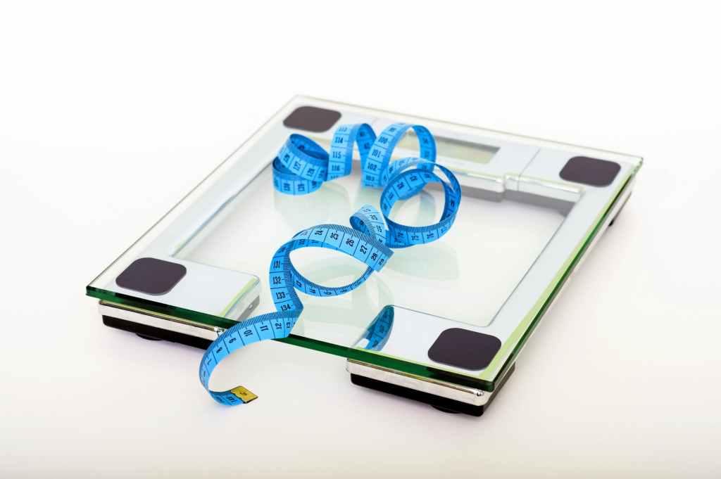 減肥不復胖,擺脫體重器上的噩夢