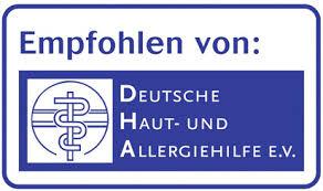 與皮膚相關產品的認證標章