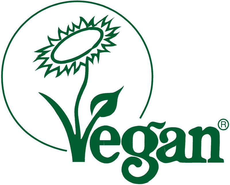 在食品或化妝保養品上經常會看到Vegan的標章